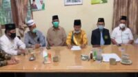 Pernyataan dari PWNU Sumut Terkait Gubernur Sumut Memarahi Wakil Rois Syuriah NU