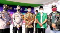 pendistribusian 5 juta masker