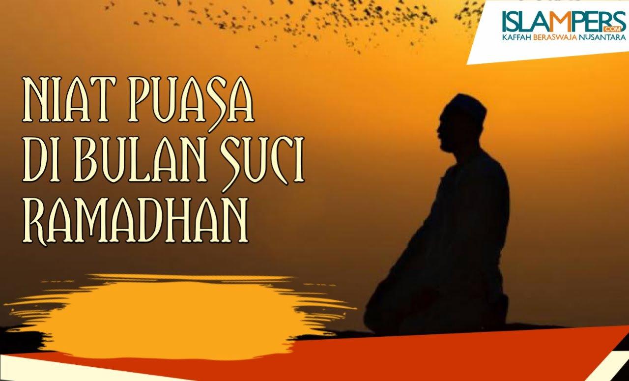 Niat Puasa Ramdhan