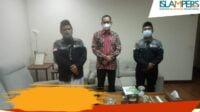 Sekum GMNU Kang Dien Bersama Bapak Judha Nugraha Direktur Perlindungan WNI dan Badan Hukum Indonesia Kementerian Luar Negeri