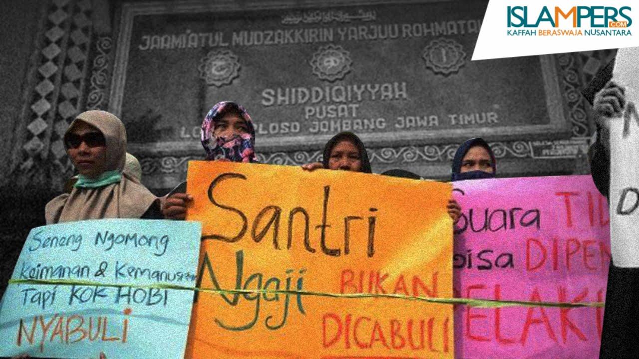 Foto Para Santriwati Assiddiqiyah
