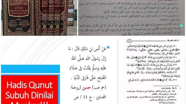 Bukti Screndshoot Ajaran Wahhabi di Susupkan di Kitab Aswaja