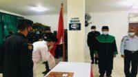 Lapas Pasir Putih Kembali Bawa Napi Teroris Ikrar Setia NKRI