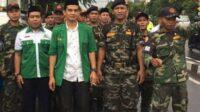 Pimpinan dan Anggota Ansor Banser Tasikmalaya