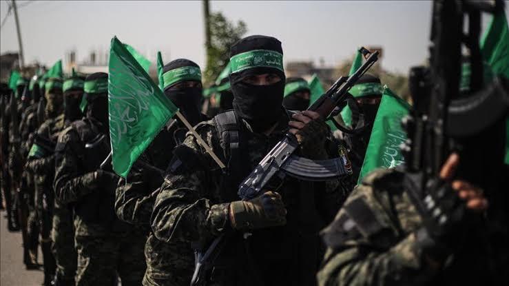 Kelompok Bersenjata Pejuang Hamas