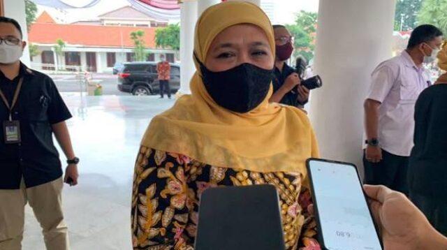 Khofifah Gubernur Jawa Timur